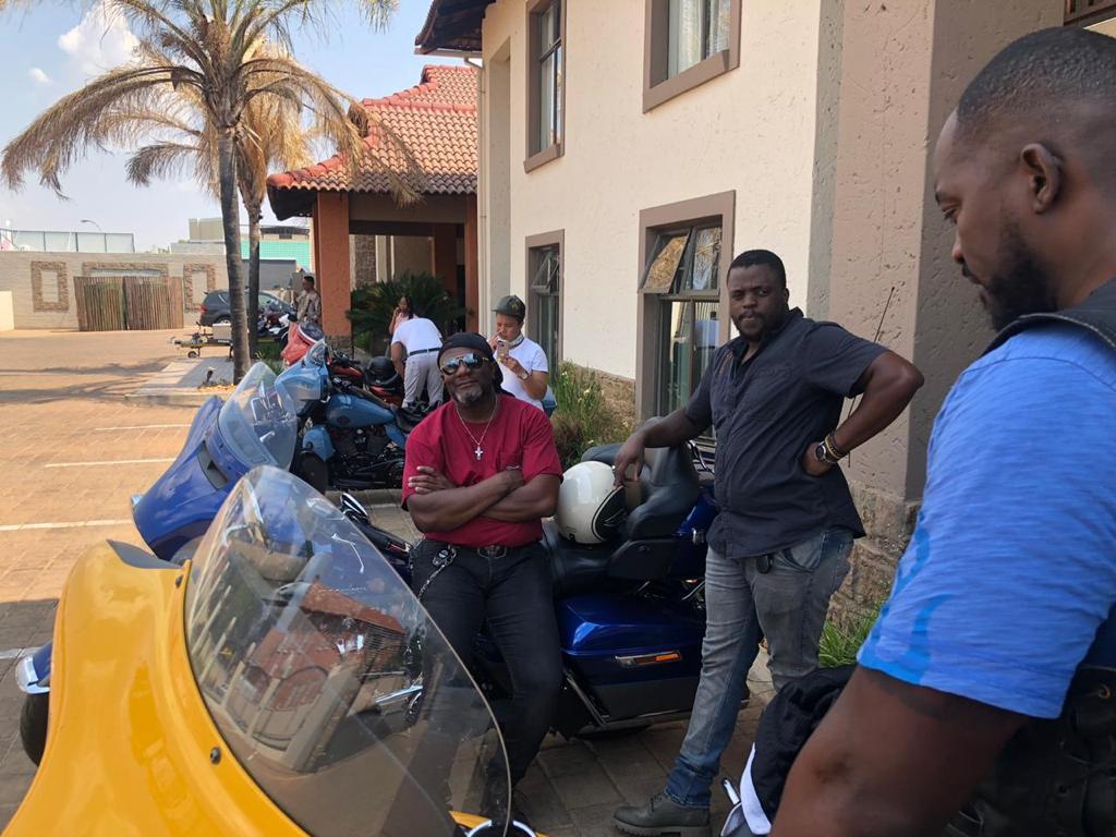 Bloemfontein Invasion